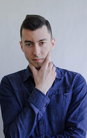 Директор веб-студии Андрей – веб-студия SeoSpace